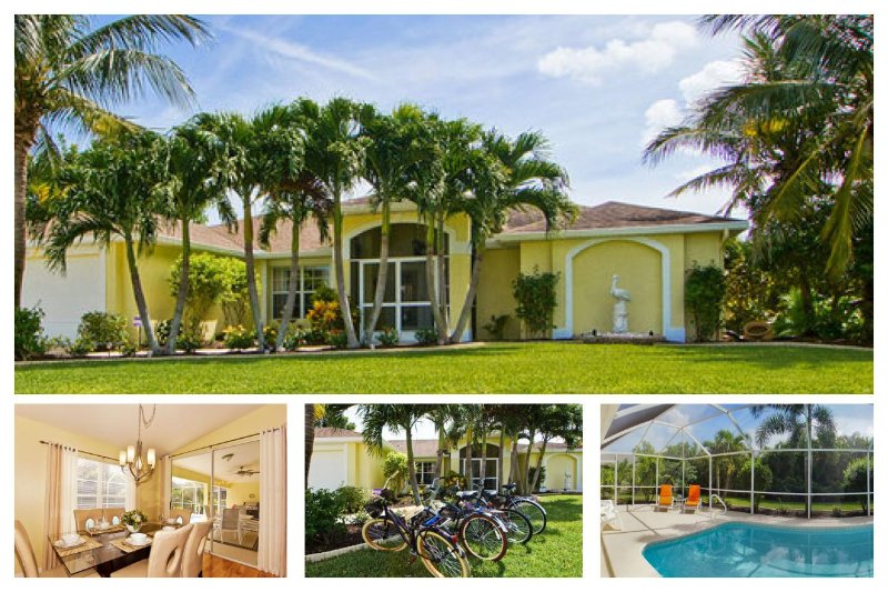 Newly renovated & furnished- 3 bedroom luxury villa- Single family- East exposure- Private pool - Image 1 - Matlacha - rentals