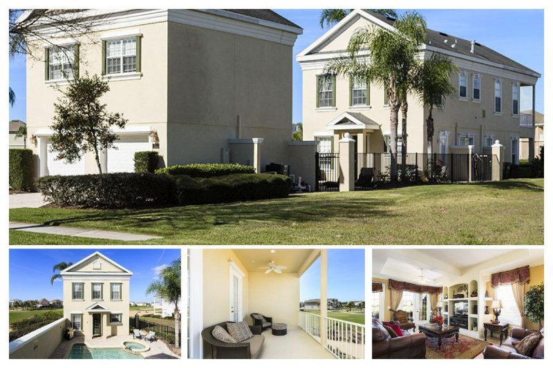 6 Bedrooms with Games Room, Pool, Spa, Internet and WiFi Access - Image 1 - Loughman - rentals