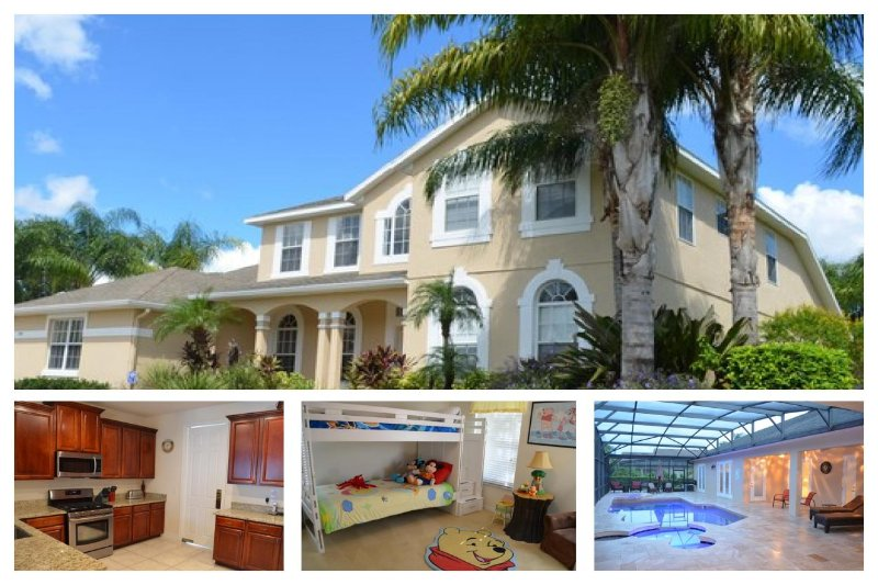 Luxury 7 Bed Home with Private Pool and Spa - Image 1 - Four Corners - rentals