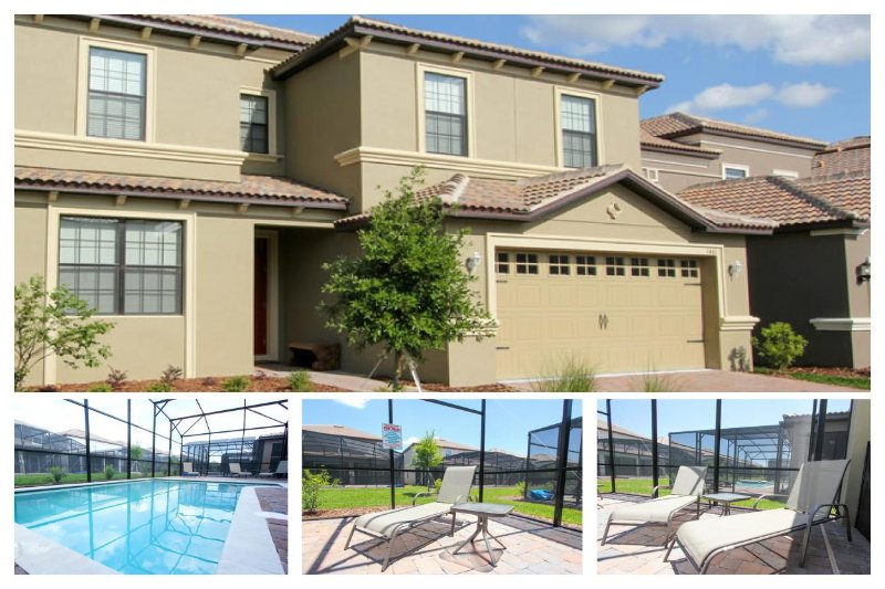 Stunning 6 bedroom vacation rental- Private pool- Games room- Perfect for a family vacation - Image 1 - Loughman - rentals
