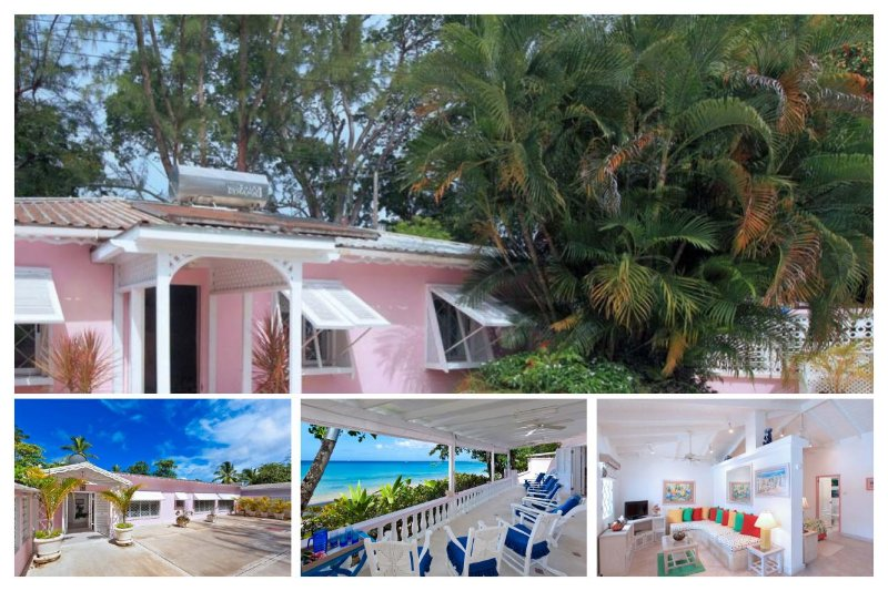 Luxury 6 Bed Villa with Panoramic Sea Views - Image 1 - Gibbes - rentals
