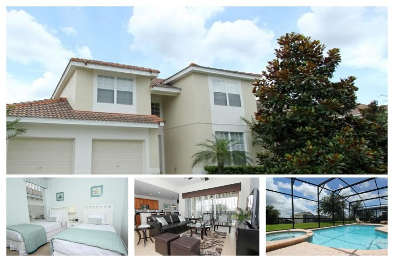 Modern and sophisticated 5 bedroom villa offers games room and private pool - Image 1 - Four Corners - rentals