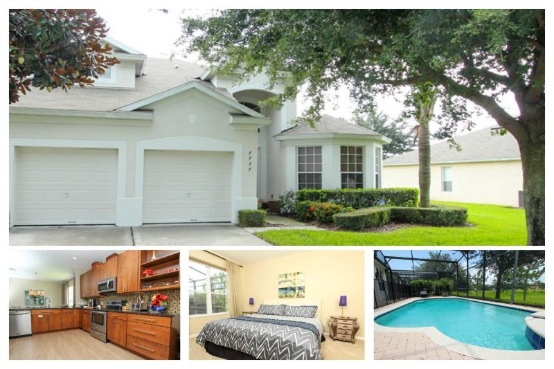 Modern 5 Bed Family Home - Private Pool and Spa - Image 1 - Four Corners - rentals