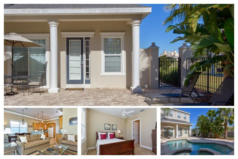 4 bedroom executive family home with private pool and is Pet Friendly - Image 1 - Loughman - rentals