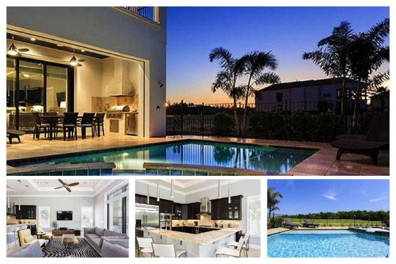 Stunning Family Home with Pool, Cinema, Games Room - Image 1 - Reunion - rentals