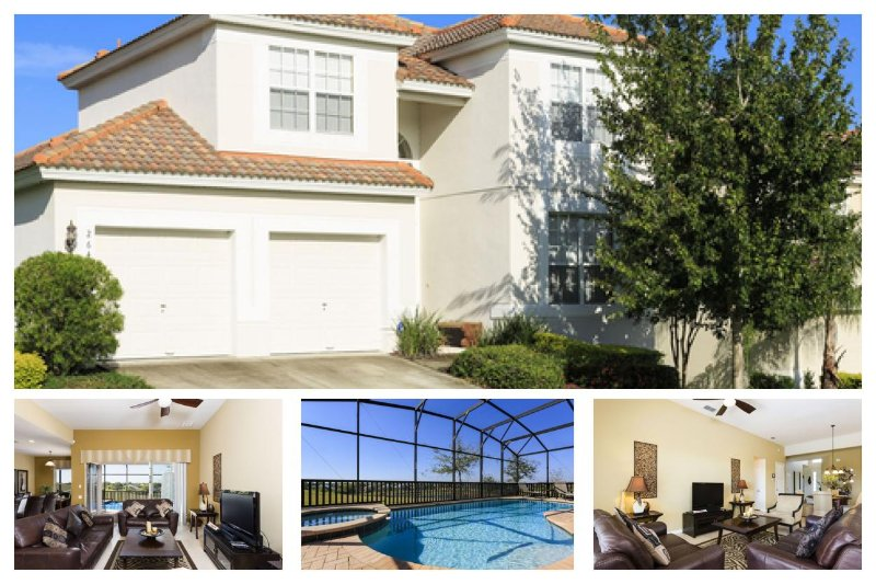 Stunning 5 Bed Home with Private Swimming Pool - Image 1 - Four Corners - rentals