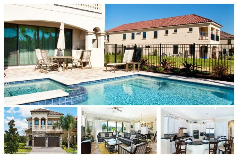 Luxury Family Home - 5.5 Miles to Disney! - Image 1 - Reunion - rentals