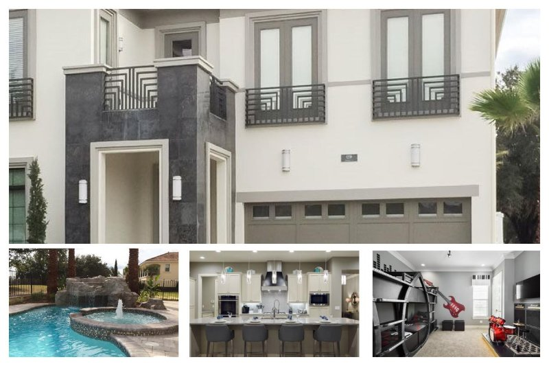 Amazing Family Home - Pool, Home Theatre, Games Room - Image 1 - Reunion - rentals