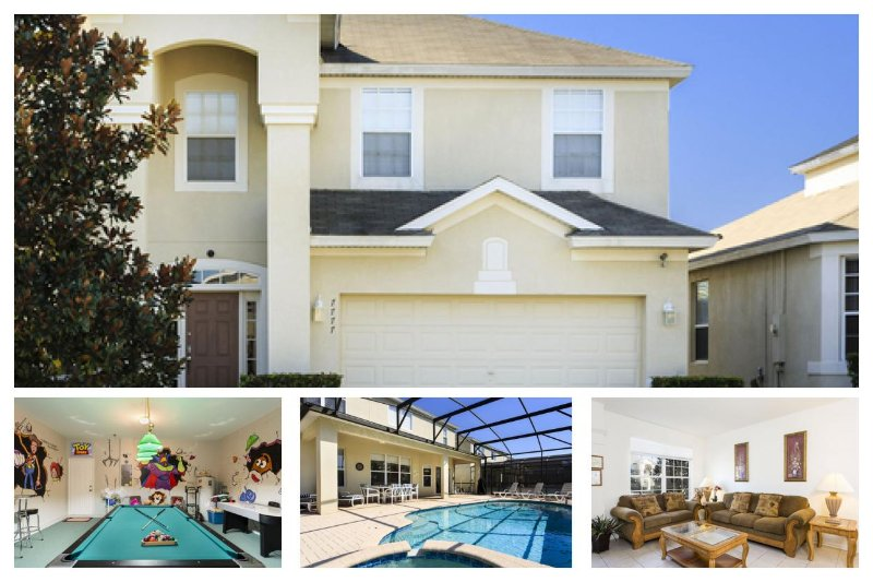 Windsor Hills resort 6 bedroom villa with large private pool spa and BBQ. - Image 1 - Four Corners - rentals