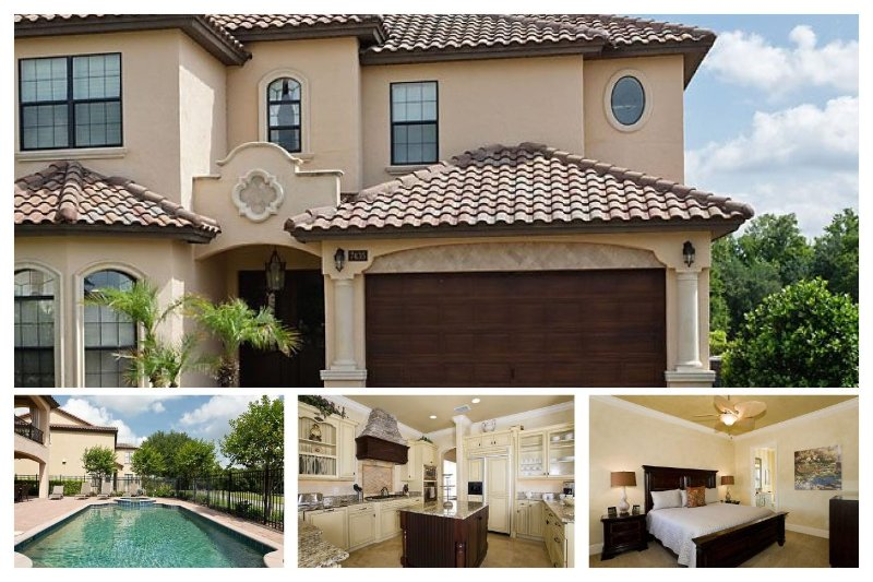 Wonderful Family Home - Private Pool, near Disney - Image 1 - Reunion - rentals