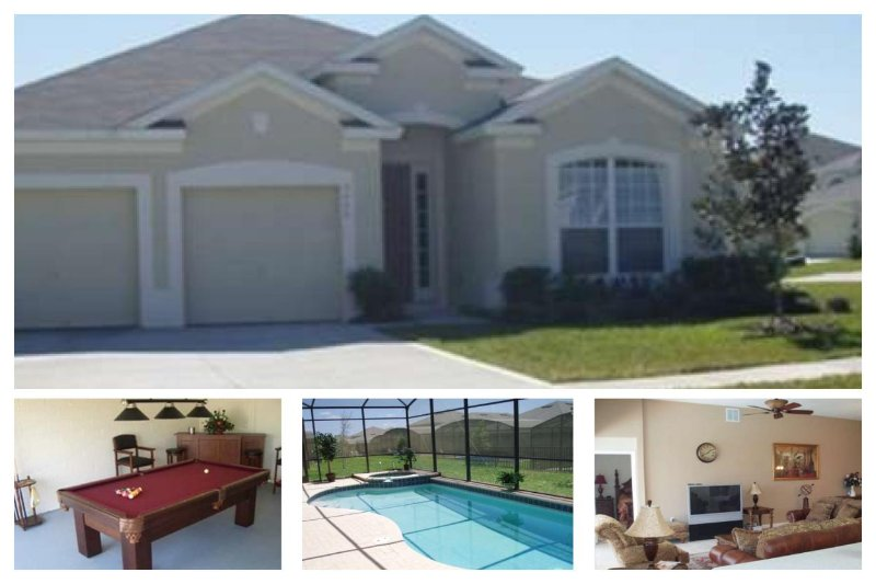 Incredible 4 Bed Home with Pool and Games Room - Image 1 - Four Corners - rentals