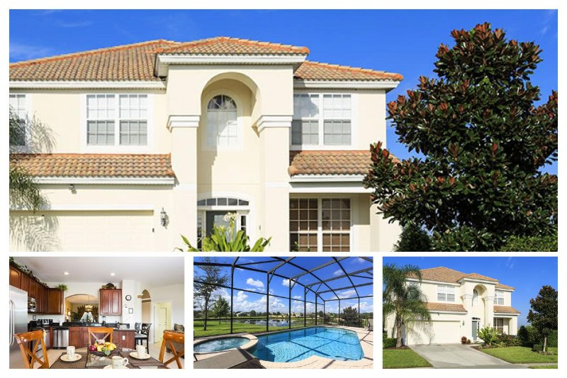 Luxury 6 Bed Home - Private Pool and Gorgeous Views - Image 1 - Four Corners - rentals