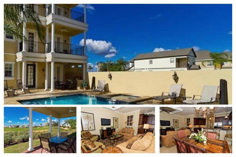 Reunion Resort 622 - Image 1 - Loughman - rentals