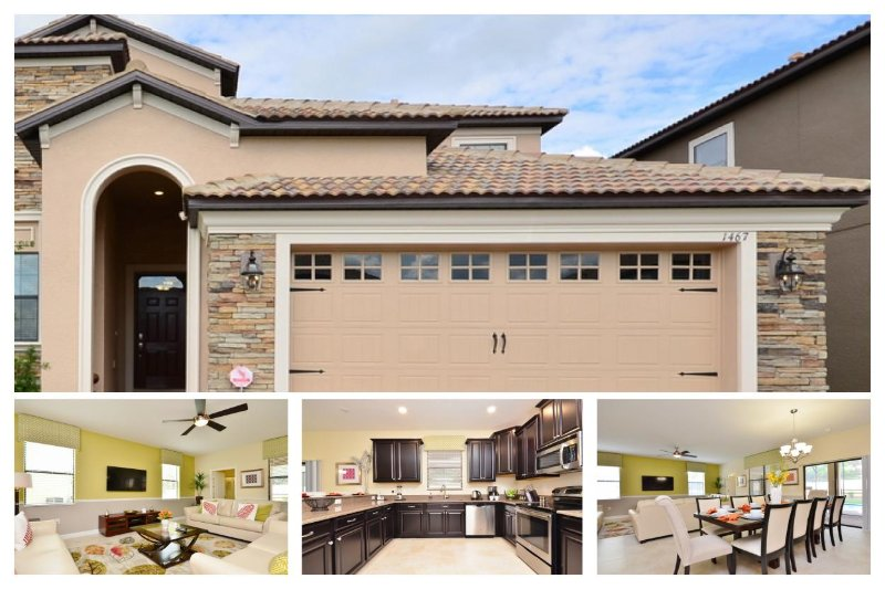 Luxury Family Home with Private Pool, Games Room - Image 1 - Loughman - rentals