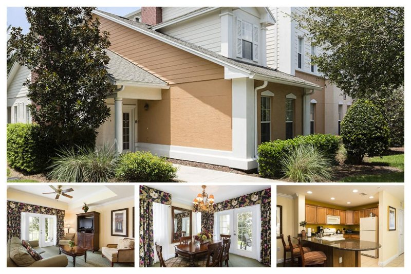 Luxury Townhouse with Golf Views - Free WiFi - Image 1 - United States - rentals