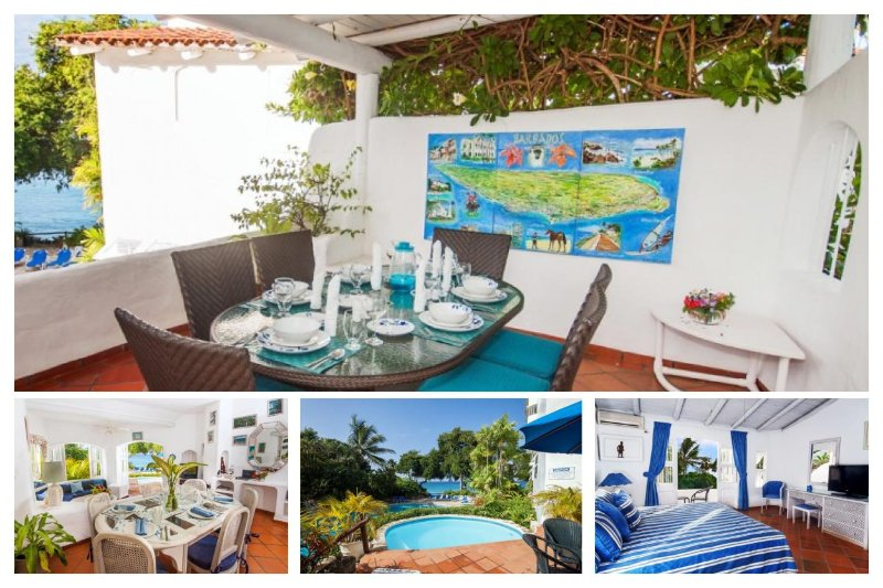 Amazing 3 Bed Villa - Pool and Direct Beach Access - Image 1 - The Garden - rentals