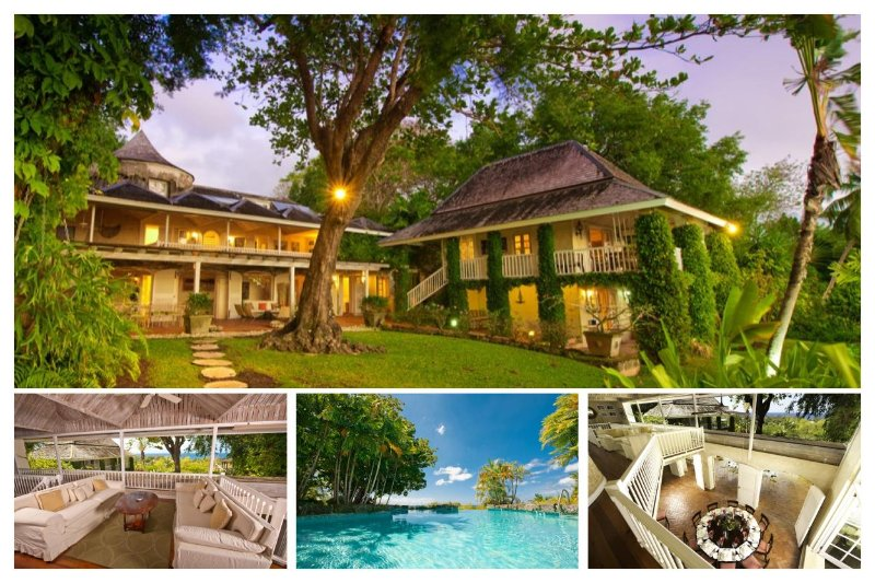 Luxury 8 Bed Home - Infinity Pool - Tennis Court - Image 1 - Mullins - rentals