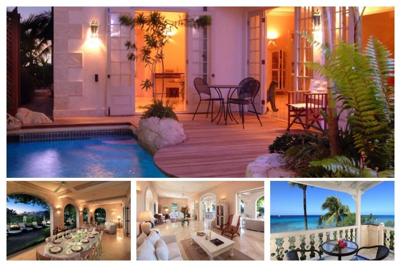 Luxury 4 Bed Home - Pool and Direct Beach Access - Image 1 - The Garden - rentals