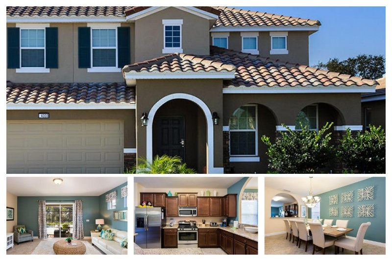 Beautiful 5 Bed Home - Private Pool and Games Room - Image 1 - Loughman - rentals