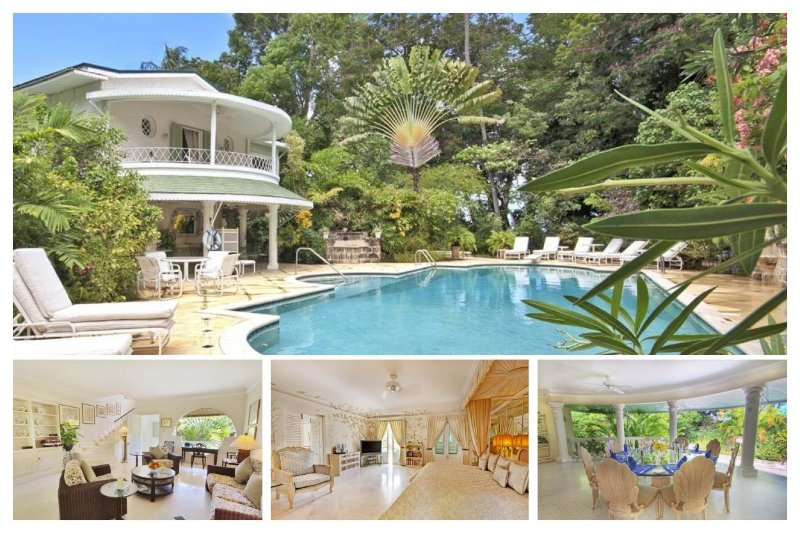 Beautiful beach house is nested within lush tropical gardens and the white sandy shores of our prestigious West Coast beaches - Image 1 - Porters - rentals