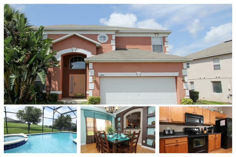 Luxury Family Home with Pool and Games Room - Image 1 - Four Corners - rentals