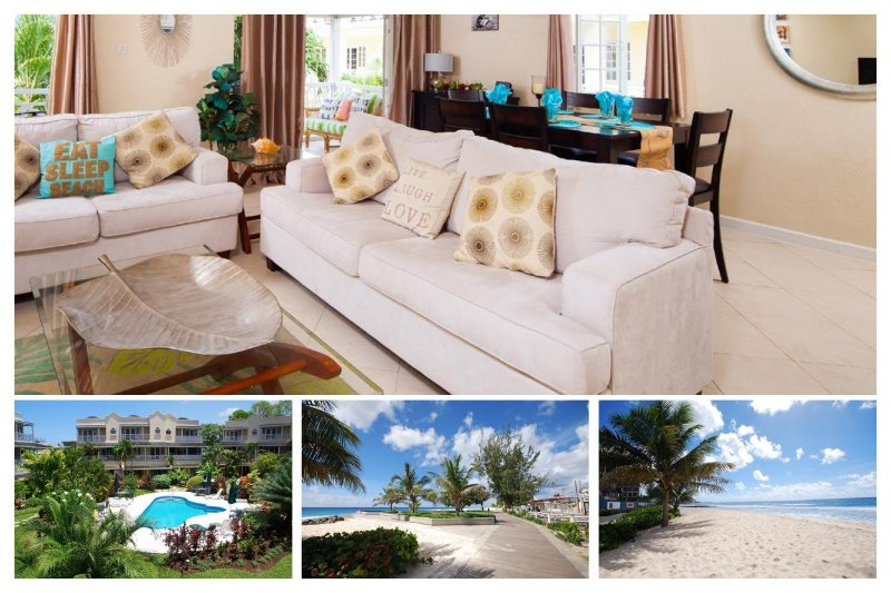 Amazing 3 Bed Condo with Shared Pool - Near Beach - Image 1 - Hastings - rentals