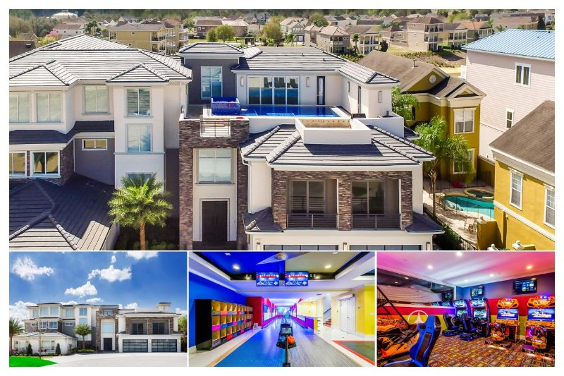 Luxury Family Home - Pool, Cinema, Basketball Court - Image 1 - Reunion - rentals