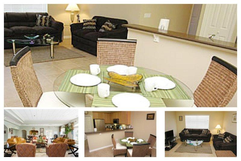 Beautiful Family Apartment - 1.5 Miles to Disney! - Image 1 - Celebration - rentals