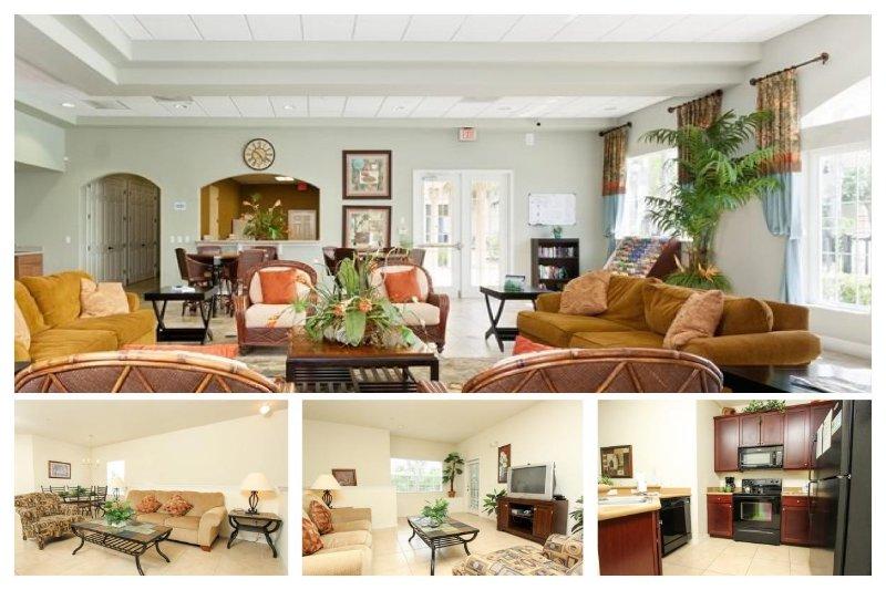 Luxury Family Condo - WiFi - 1.5 Miles to Disney - Image 1 - Celebration - rentals