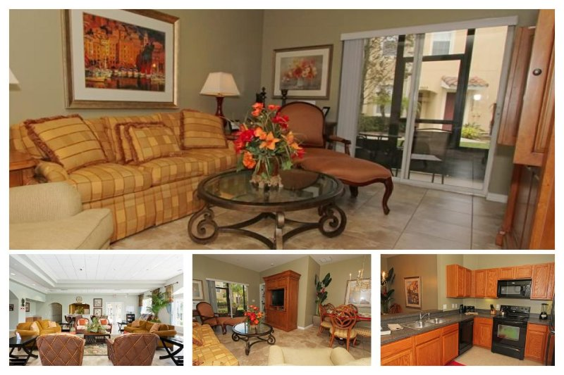 Luxury Family Condo - Close to Disney! - Image 1 - Celebration - rentals