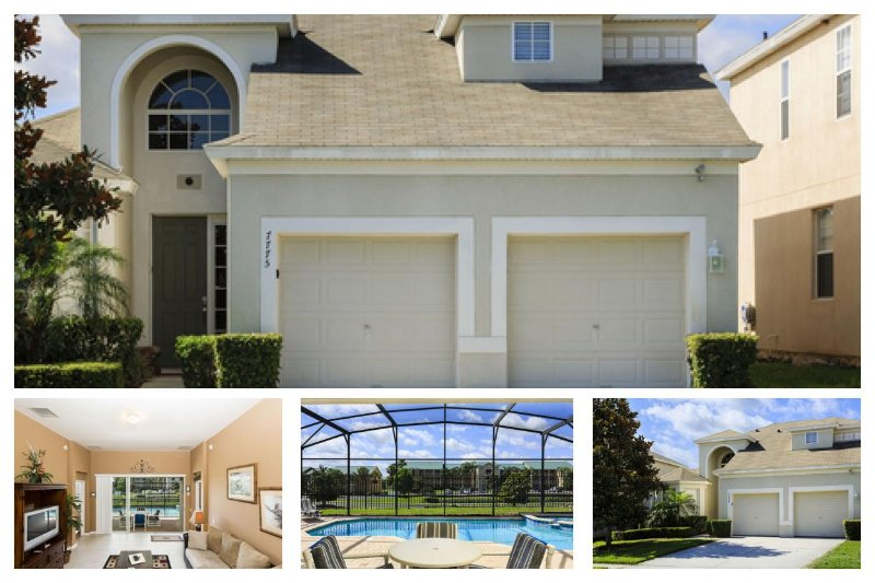 Fantastic 5 Bed Home with Pool - Close to Disney! - Image 1 - Reunion - rentals
