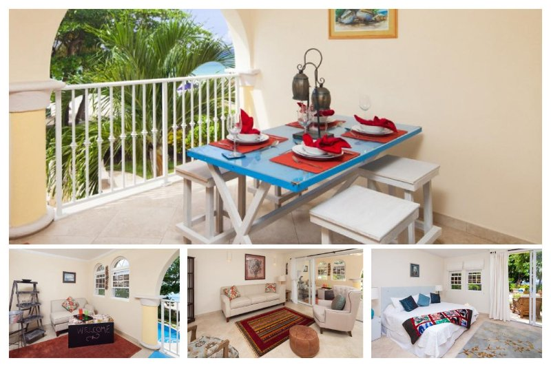 Luxury Beachfront Condo with Shared Pool, Gym - Image 1 - Dover - rentals