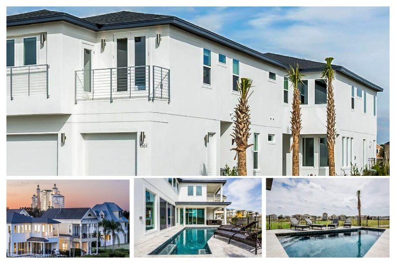 Stunning 12 Bed Home with Private Pool and Cinema - Image 1 - United States - rentals