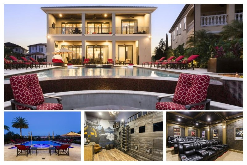 Stunning Family Home - Pool, Cinema, Games Room - Image 1 - United States - rentals
