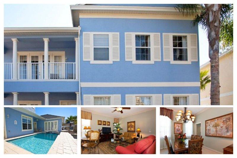 Fantastic 4 Bed Family Villa - Private Pool, Spa - Image 1 - Reunion - rentals