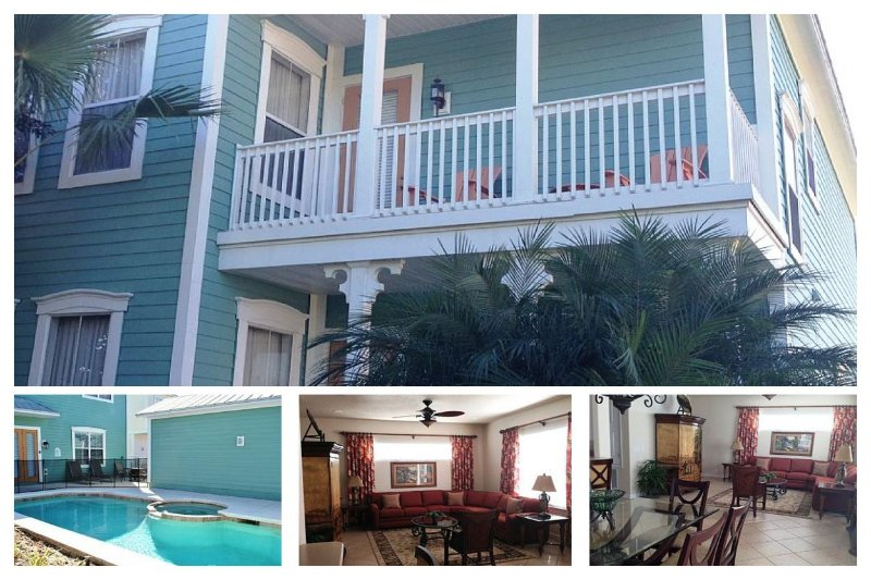Luxury 4 Bed Home with Private Pool, Spa, WiFi - Image 1 - Reunion - rentals