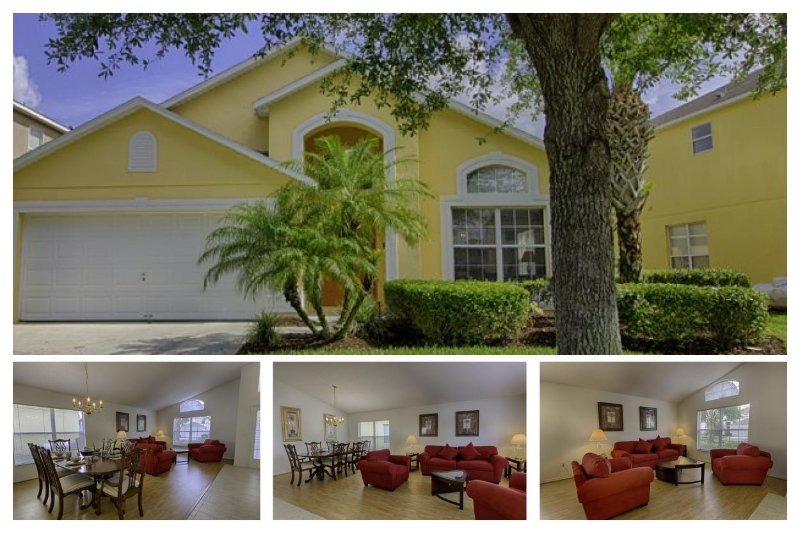 Fantastic Family Home - Private Pool, near Disney - Image 1 - Four Corners - rentals