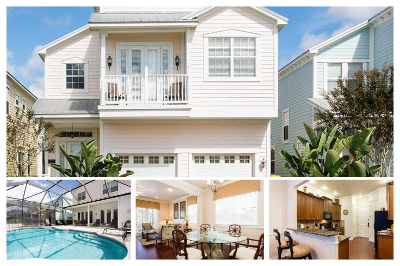 Luxury 5 Bed Family Home with Private Pool, WiFi - Image 1 - Reunion - rentals