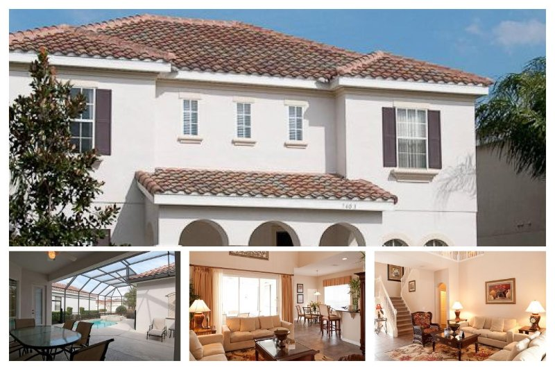 Luxury 5 Bed Home with Private Pool and Spa - Image 1 - Reunion - rentals