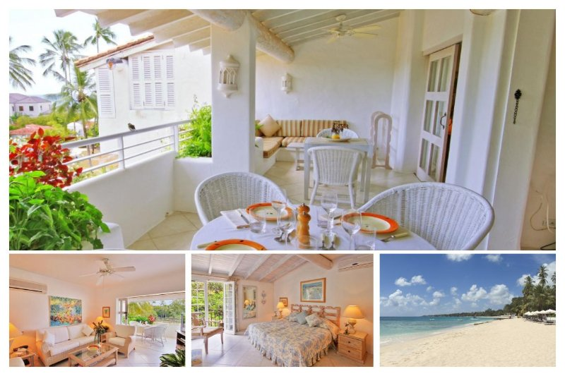 Luxury 2 Bed Apartment near Beach, Sea Views - Image 1 - Porters - rentals