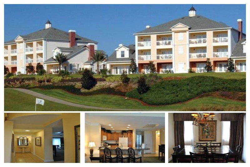 Stunning 3 Bed Condo with Shared Pool/Spa - Image 1 - Loughman - rentals