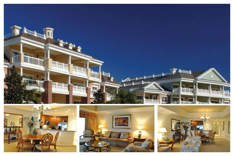Fantastic 3 Bedroom Apartment with Golf Views - Image 1 - Reunion - rentals