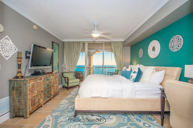"""Beach Club #1005- """"Aqua Oasis"""" - Image 1 - Pensacola Beach - rentals"""