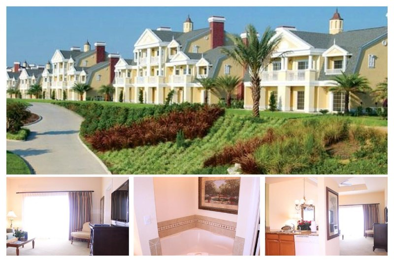 Stunning 1 Bed Apartment with Golf Course Views - Image 1 - Reunion - rentals