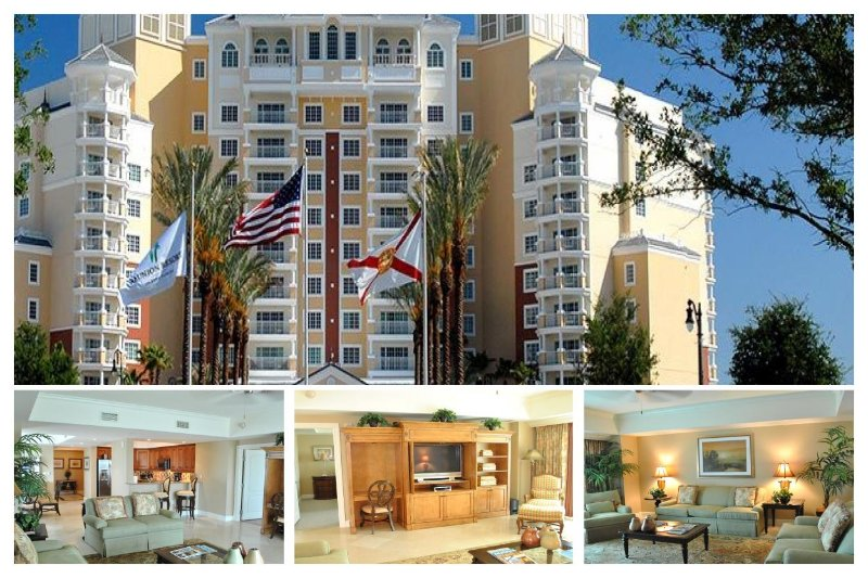Luxury 1 Bed Apartment with Amazing Golf Views - Image 1 - Reunion - rentals
