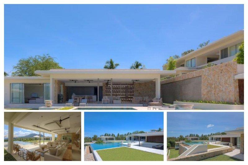 Choeng Mon 6037 - Spectacular Contemporary Design - Image 1 - Choeng Mon - rentals