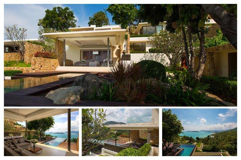 Choeng Mon 5080 - Spectacular Contemporary Design - Image 1 - Choeng Mon - rentals