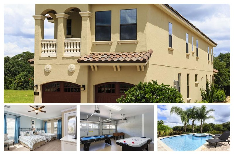 5 bedroom custom home on castle pines with private pool, spa and games room. - Image 1 - Reunion - rentals
