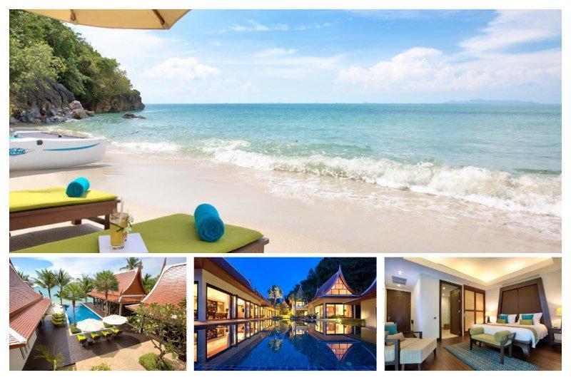 Lipa Noi 5180 -Luxury Beachfront with Chef Service - Image 1 - Lipa Noi - rentals