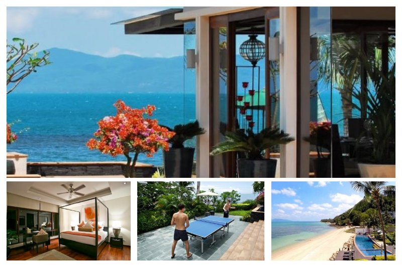 Bang Por 5003 -Luxury Beachfront with Chef Service - Image 1 - Mae Nam - rentals